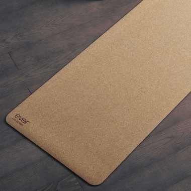 Fitness mat made of natural...