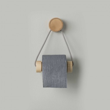 Toilet roll holder - Ring