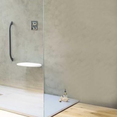 Shower seat ultra-flat -...