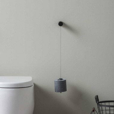 Toilet Roll holder - Dot