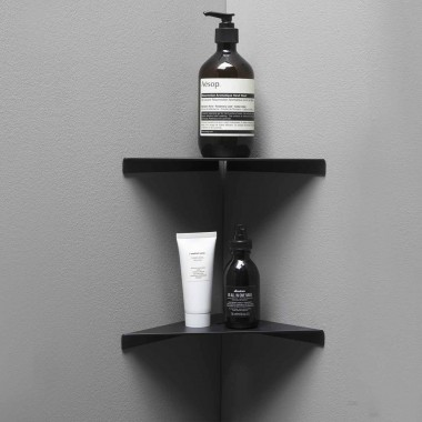 Corner shower shelf - Elegance