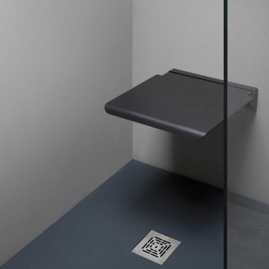 Folding shower seat - Elegance