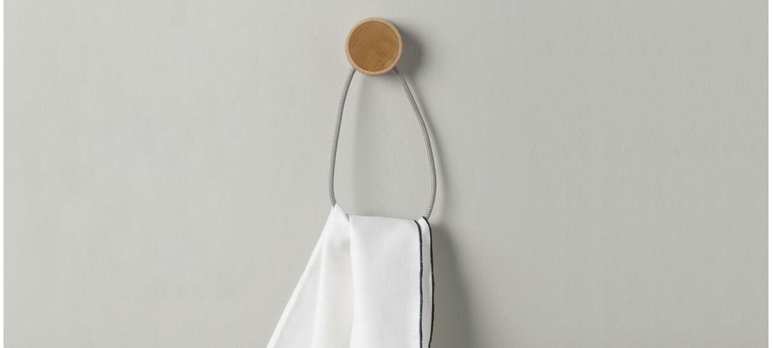 Kitchen towel holder